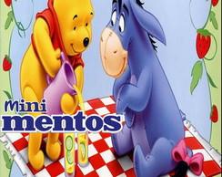 R�tulo Mentos Pooh