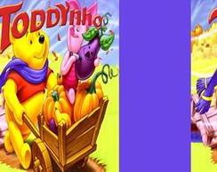 R�tulo Toddynho Pooh