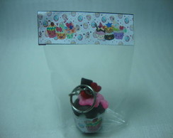 Cupcake ch� de panela/cupcake souvenir