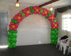 Arco de Bal�o Flores