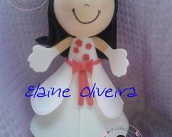 Fofucha Princesa Mari (Encomenda)