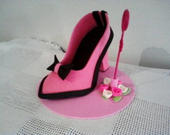 Sapato Cinderela EVA