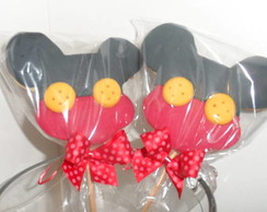 Bolachas decoradas Mickey!!