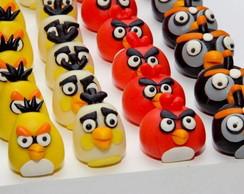 Docinhos Modelados Angry Birds