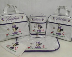 KIT BOLSA BEB� 5 PE�AS