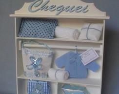 Porta Maternidade Closet Menino