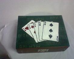Caixa de baralhos
