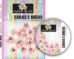 DVD CARAS E BOCAS - SENHORAS DA ARTE