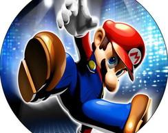 Latinha Mario Bros