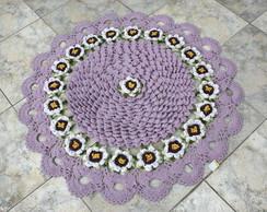 tapete flor de maracuja