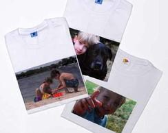 Camiseta com Foto,  foto camiseta