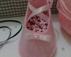Lembrancinha: Funny Shoes for Girls