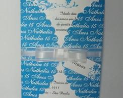 Convite de 15 Anos Envelope impresso med