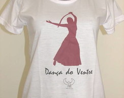 Camiseta dan�a do ventre II