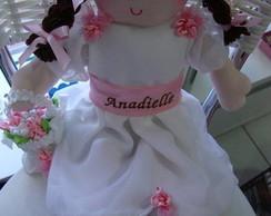Boneca Daminha Florista