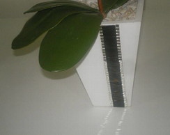 017: Vaso grande com mosaico