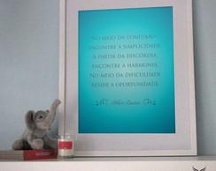 Poster Inspira��o Einstein