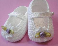 sapatilha baby lindinha