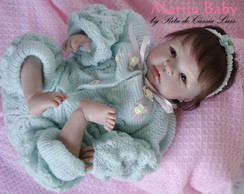 Boneca Reborn Juliana F: