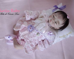 Boneca Reborn Yumi Fone