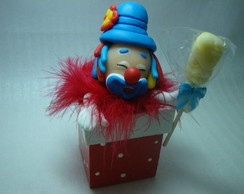 Patati lembrancinha/souvenir clown