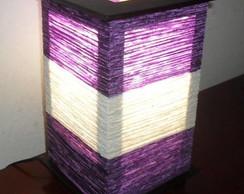 Lumin�ria Artesanal