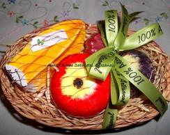 Cesta de Frutas P