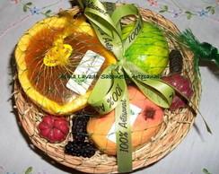 Cesta Frutas M
