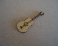 Aplique instrumento musical Viol�o