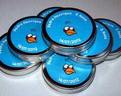 Latinha Angry Birds