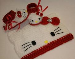 conjunto baby Gatinha Kitty