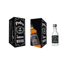 Convite Box Whisky