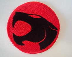 Thundercats Patch Bordado Termocolante