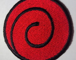 Naruto Patch Bordado Termocolante