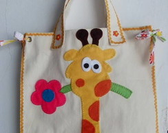 ECO BAG GIRAFA