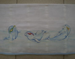 Toalha de Banho Golfinhos