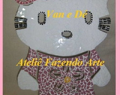 Hello Kitty de mosaico
