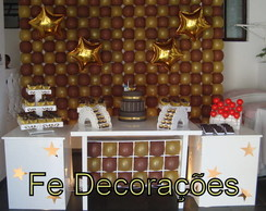 "Mesa Clean Personalizada ""FERRERO ROCHER"