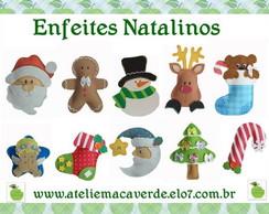 MOLDES ENFEITES NATALINOS