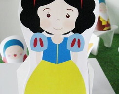 Paper Toy Branca de Neve 20cm