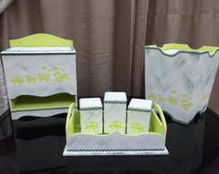 Kit Higiene MDF