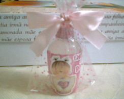 Mini sabonete l�quido ch� de beb�
