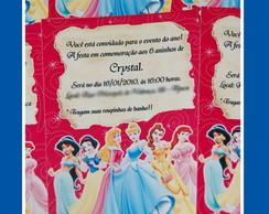 Pedido da Crystal