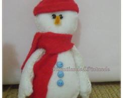 Boneco de Neve - Natal