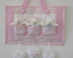 Porta Maternidade Painel Fam�lia