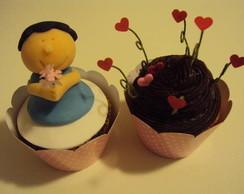 Cupcake Dia das M�es