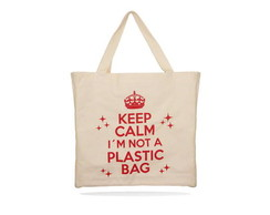 Ecobag - Keep Calm ...