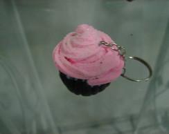 Chaveiro mini cupcake