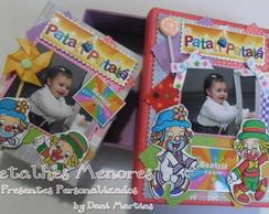 �lbum de Fotos e Caixa - Patati Patat�