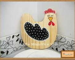 Pendurador galinha